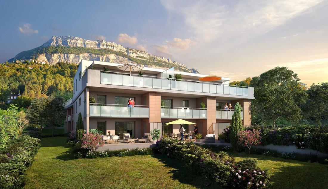 Immobilier neuf Corenc